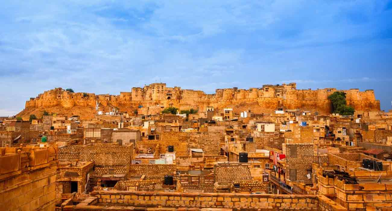Jaipur with Jaisalmer Tour