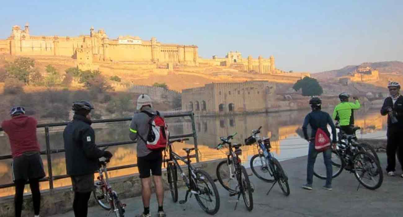 Cycling Rajasthan