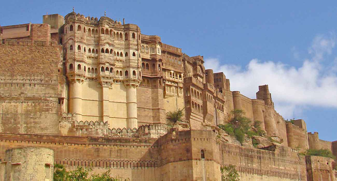 Rajasthan Luxury Palaces Tour