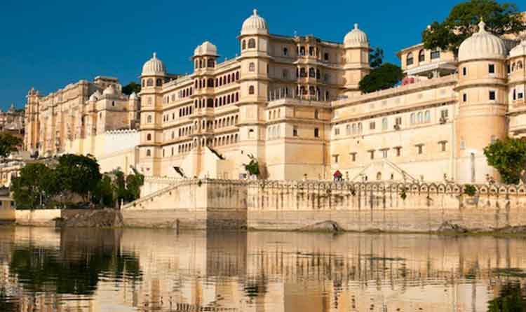 Rajasthan with Lake City
